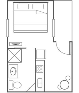 2 River Cottage Floorplan