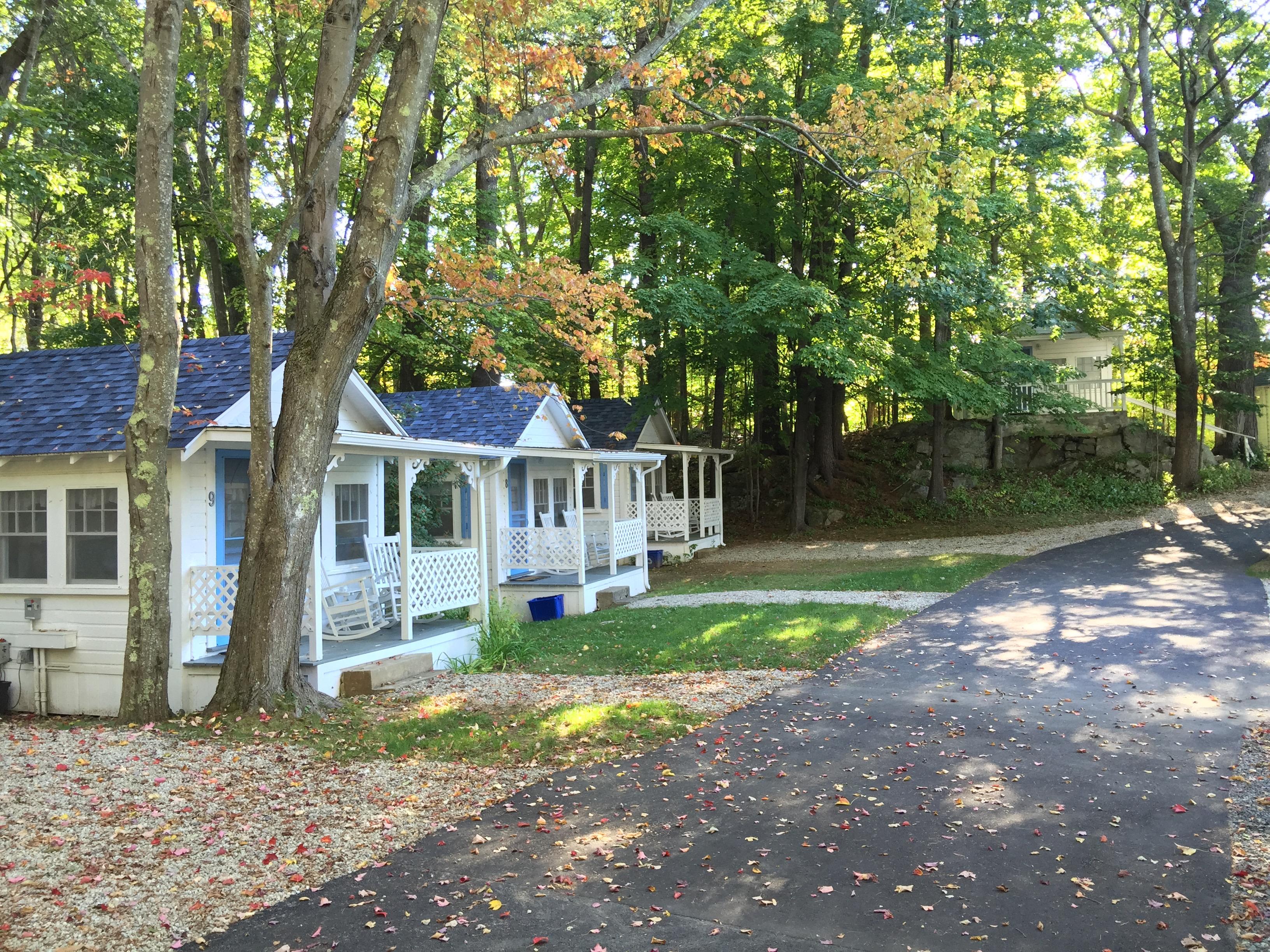 2 River Cottages