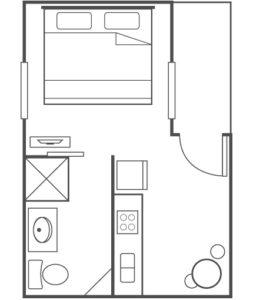 2 River Cottage Floorplan