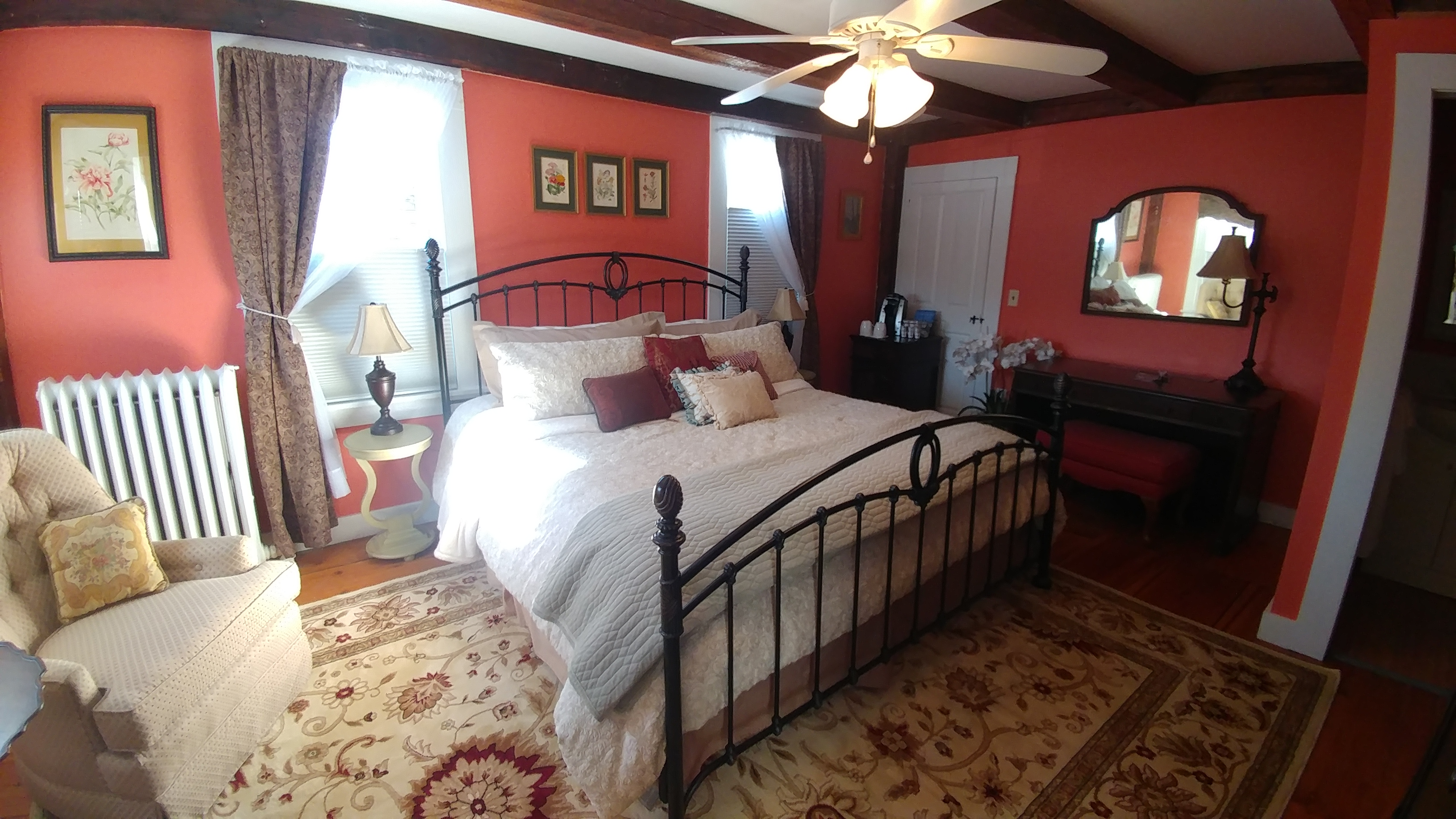 A suite at our Inn